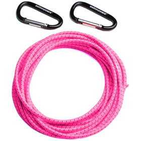 Swimrunners Support Pull Belt Cord DIY 5m, pink